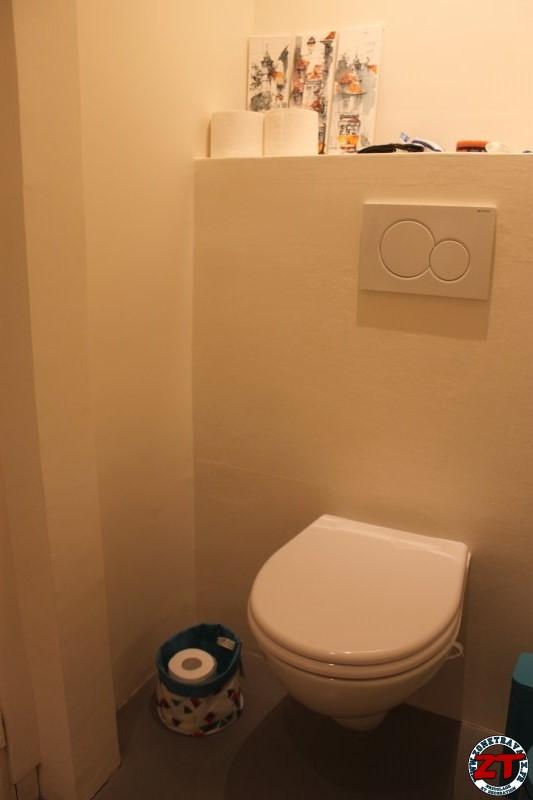 Tutoriel bricolage fixer un porte papier toilette et for Porte papier toilette mural