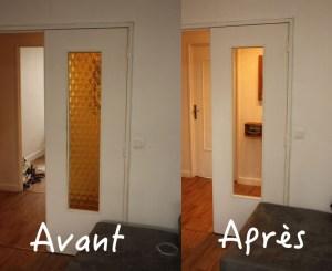 Changement-vitre-porte-avant-apres copie