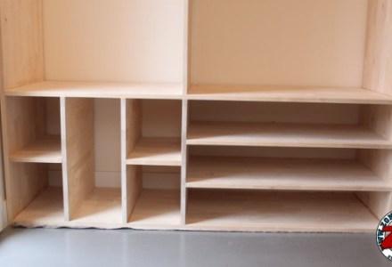 Realiser un meuble en bois sur mesure