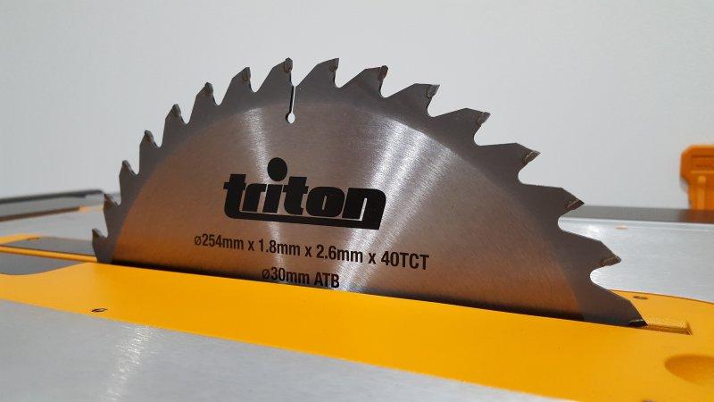 triton module banc de scie twx7 cs001 21 zonetravaux bricolage d coration outillage. Black Bedroom Furniture Sets. Home Design Ideas