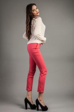 pantaloni scurti blugi Pantaloni