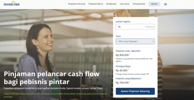 Reinvestree, komendasi Fintech Yang Bisa Memberikan Pinjaman Online Tanpa Jaminan dan Kartu Kredit