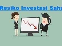 Resiko Investasi Saham dan Cara Mengatasinya