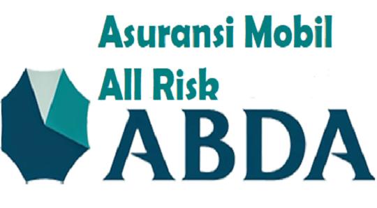 Premi Asuransi Mobil All Risk Abda Dan Total Loss Only Tlo Zonkeu