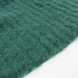Warme sjaal groen