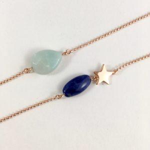 armband jade lapis lazuli