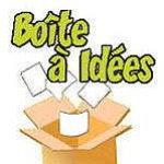 Logo du groupe Boîte à idées et bugs