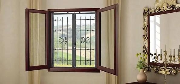 Grate e persiane di sicurezza roma ciampino appia - Grate x finestre ...