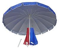 зонт для моря, где купить зонт от солнца, зонт пляжный купить киев, спортмастер пляжный зонт