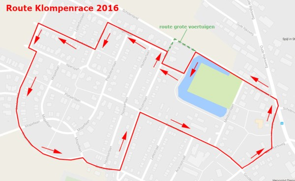 route-klompenrace-2016