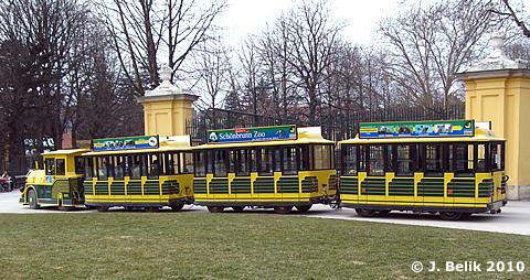 Der Bimmelzug ist wieder unterwegs! 20. März 2010