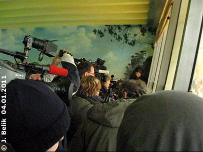 Warten auf Fu Hu, 4. Jänner 2010