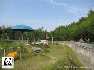 Außenanlage Bereich Hui Hui