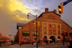 St Lawrence Market is favourite among locals