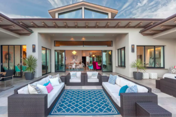 Britney Spears stayed in this swanky Malibu Airbnb