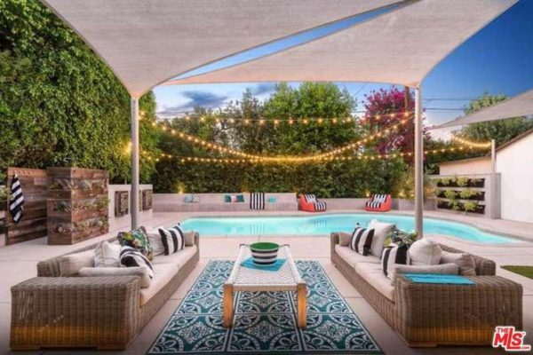 Lena Heady is selling her home, located in Sherman Oaks, CA