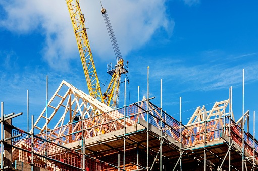 New Builds Hit Record
