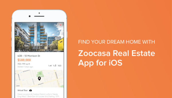 Real Estate App for iOS