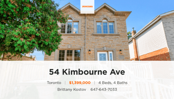 54 Kimbourne Avenue