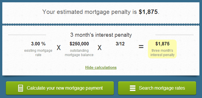 how to find the unpaid balance of a mortgage