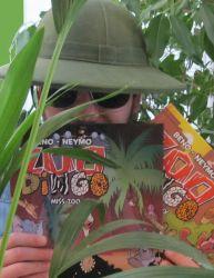 Neymo, auteur bd de Zoo Dingo