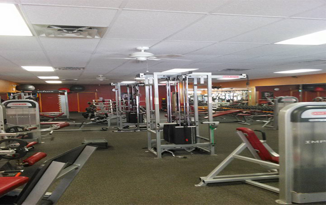zoo gym fitness franchise opportunity empty gym