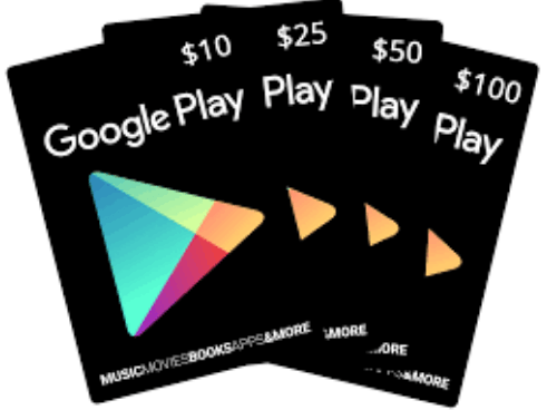 Buy Google Play Gift Cards From Bangladesh