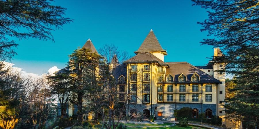 Wildflower Hall, Shimla