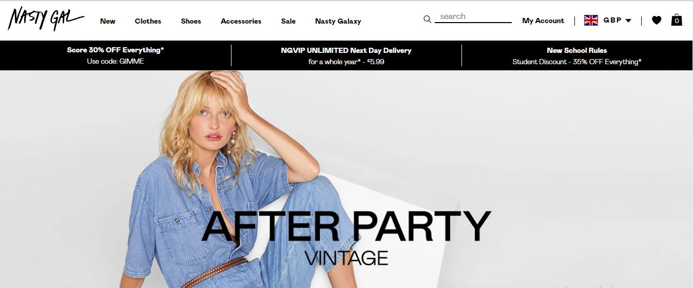 Shopping Sites For Fashion and Outfits
