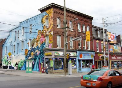 Best Place in Toronto | Cabbagetown
