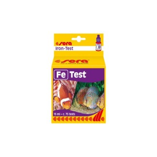 Тест за желязо SERA FE TEST, 15 ml