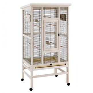 Дървена клетка за птици FERPLAST CAGE WILMA 83х67х158,50 см