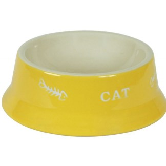 Купа за храна и вода KERBL CERAMIC BOWL CAT, 200 ml