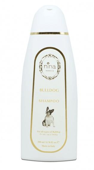 Nina Venezia - Shampoo Specifico per Bulldog. Flacone 200 ml