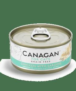 Canagan – Cat Chicken with Sardine Pollo + Sardine. 75Gr