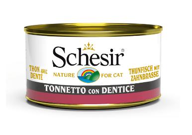 Schesir -Cat Tonno e Dentice. 85gr