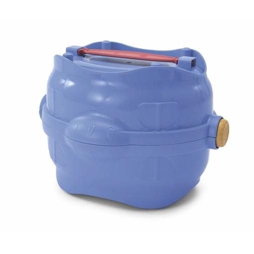 Imac - Easy Go contenitore cibo acqua. Colore blu