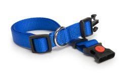Camon - Collare Sgancio Regolabile Blu 12mm