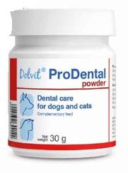 Dolfos - ProDental powder cani gatti. 30pz