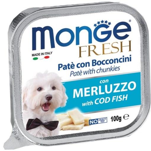 Monge - Fresh Merluzzo 100gr