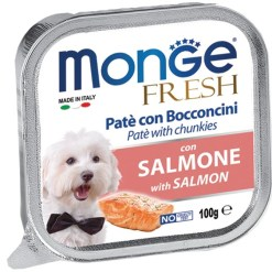 Monge - Fresh Salmone 100gr