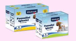 Vitakraft – Pannolini Igienici. Taglia M 12pz