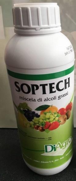 Soptech ml.250 - miscela di alcoli grassi