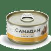 Canagan – Cat Tuna with Chicken Tonno + Pollo. 75Gr