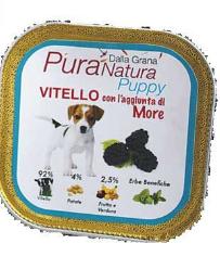 Pura Natura - Puppy Vitello. 150gr