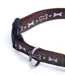 Record – Collare Ossicini in nylon. Taglia S