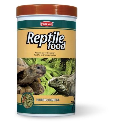 Padovan - Reptile Food Alimento per rettili erbivori. 1lt