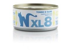 Natural Code - Cat Tonno e Olive in acqua di cottura. 170gr