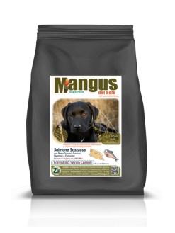 Mangus del Sole - Superfood Dog Puppy Grain Free Salmone Scozzese. 2kg