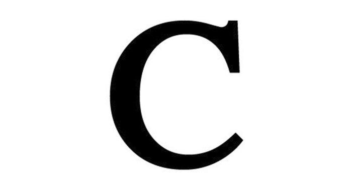 La lettera C